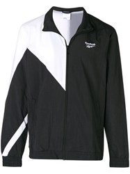 Reebok Zip Front Sports Jacket Black