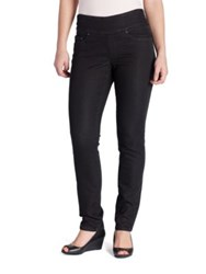 Jag Nora Pull On Skinny Jeans Black