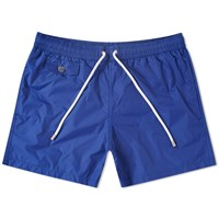 Hartford Boxer Swim Short Blue