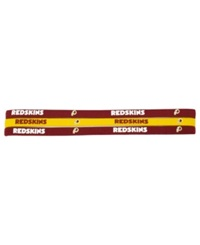 Little Earth Washington Redskins 3 Pack Elastic Headbands