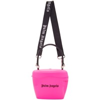 Palm Angels Pink Padlock Bag
