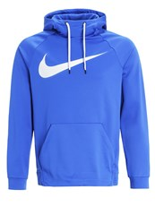 Nike Performance Therma Hoodie Game Royal Black Blue