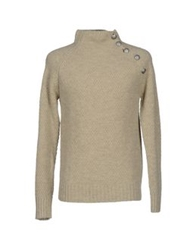 Gaudi' Turtlenecks Grey
