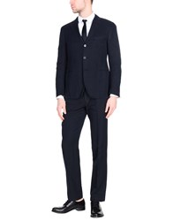 Piombo Suits Dark Blue