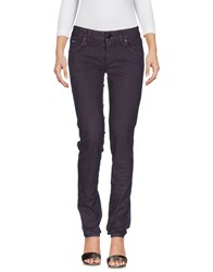 Dek'her Jeans Dark Purple