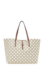 By Malene Birger Grineeh Tote Soft White