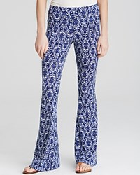 Vintage Havana Pants Ethnic Print Bell Bottom