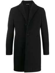 Daniele Alessandrini Single Breasted Coat 60