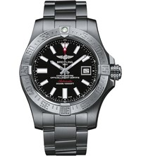 Breitling Avenger Ii Gmt Stainless Steel Watch