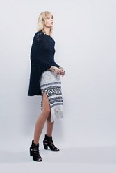 Free People Snowday Sweater Midi Skirt
