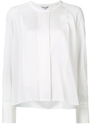 Elizabeth And James 'Marianne' Blouse White