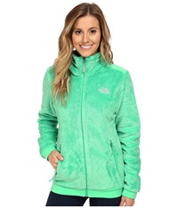 The North Face Mod Osito Jacket Surreal Green Women's Coat