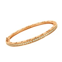 Infinity And Co Emilie Bangle Rose