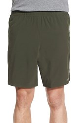 Men's Patagonia 'Nine Trails' Shorts Kelp Forest