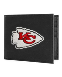 Rico Industries Kansas City Chiefs Bifold Wallet Black
