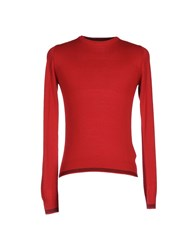 Cnc Costume National C'n'c' Sweaters Red