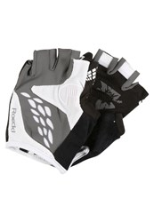 Roeckl Sports Daito Fingerless Gloves Grey
