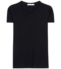 Rag And Bone Tee Cotton T Shirt Black