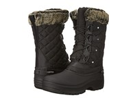 Tundra Boots Augusta Black Women's Work Boots