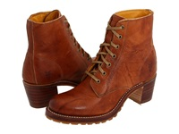 Frye Sabrina 6G Lace Up Saddle Women's Lace Up Boots Brown