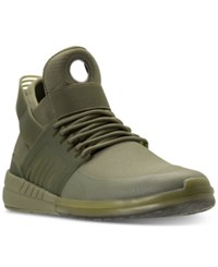 Supra Men's Skytop V Casual Sneakers From Finish Line Dried Herb Herb