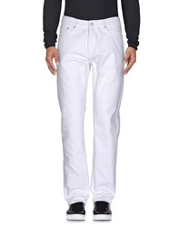 Wood Wood Jeans White
