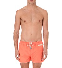Oiler And Boiler East Hampton Swim Shorts Orange