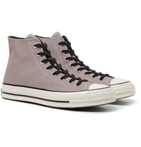 Converse 1970S Chuck Taylor All Star Canvas High Top Sneakers Taupe