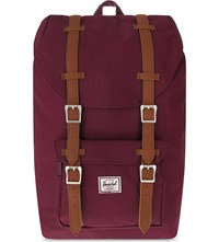 Herschel Retreat Backpack Windsor Wine Tan