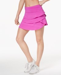Ideology Tiered Skort Created For Macy's Sweet Tart