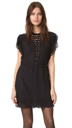 Iro Caidy Dress Black