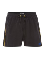 Barbour International Swim Shorts Black