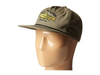 Coal The Great Outdoors Olive Baseball Caps