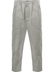 08Sircus Cropped Trousers Grey
