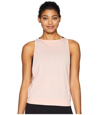 Asics Muscle Tank Top Frosted Rose Sleeveless Pink