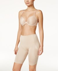 Miraclesuit Extra Firm Control Rear Lift Thigh Slimmer 2816 Nude