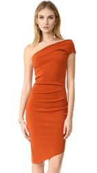 Bec And Bridge India Rosa Mini Dress Saffron