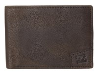 Billabong Crazy Horse Wallet Black Wallet Handbags