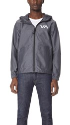 Rvca Steep Sport Jacket Black