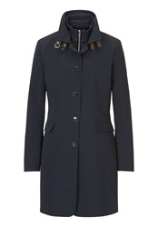 Betty Barclay Sporty Two Layer Coat Blue