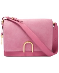 Fossil Finley Small Shoulder Bag Wild Rose