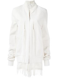 Damir Doma 'Jobs' Coat White
