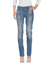 Meltin Pot Denim Denim Trousers Blue
