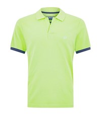 Vilebrequin Palatin Turtle Polo Shirt Male Lime