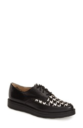 Nine West 'Berbieri' Platform Oxford Women Black White