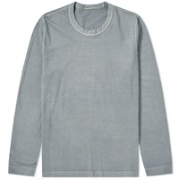 Ten C Long Sleeved Tee Grey