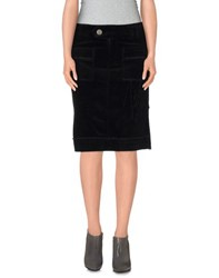 Emily The Strange Skirts Knee Length Skirts Women
