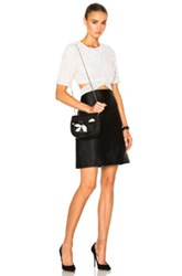 3.1 Phillip Lim Sequin Dress In White Black White Black