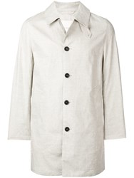 Mackintosh Storm System Raincoat Neutrals