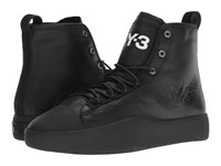 Yohji Yamamoto Adidas Y 3 By Y 3 Bashyo Ii Black Y 3 Black Y 3 Black Y 3 Athletic Shoes